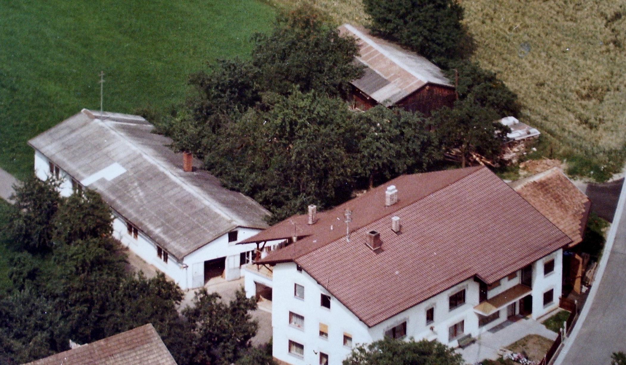 1963 entstand eine eigenständige Werkstatt